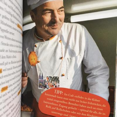 Reibekuchen Heinz: Einer von 111 Orten in Köln